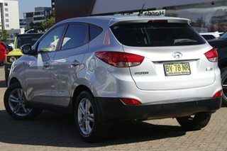 2013 Hyundai ix35 LM Series II SE (FWD) Silver 6 Speed Automatic Wagon.