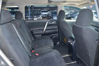 2012 Toyota Kluger GSU40R MY12 Altitude (FWD) 7 Seat Grey 5 Speed Automatic Wagon