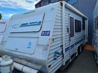 2000 Jayco Freedom Caravan.