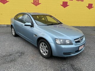 2008 Holden Commodore Blue 5 Speed Automatic Sedan.