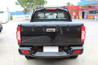 2012 Great Wall V240 K2 MY11 (4x2) Black 5 Speed Manual Dual Cab Utility