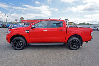 2020 Ford Ranger PX MkIII 2020.75MY XLT Red 6 Speed Sports Automatic Double Cab Pick Up