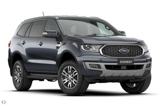 2020 Ford Everest UA II 2021.25MY Trend Grey 6 Speed Sports Automatic SUV