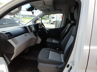 2019 Toyota HiAce GRH320R High Roof Super LWB White 6 Speed Sports Automatic Van