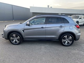 2019 Mitsubishi ASX XD MY20 Exceed 2WD Grey 1 Speed Constant Variable Wagon