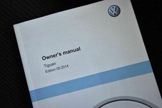 2014 Volkswagen Tiguan 5N MY14 118TSI 2WD Silver 6 Speed Manual Wagon