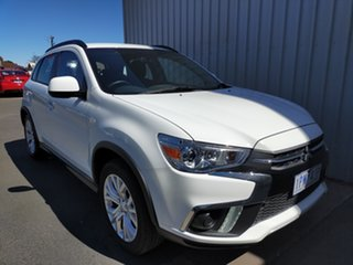 2019 Mitsubishi ASX XC MY19 ES 2WD 1 Speed Constant Variable Wagon.