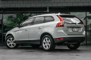 2009 Volvo XC60 DZ MY09 T6 Geartronic AWD White 6 Speed Sports Automatic Wagon.