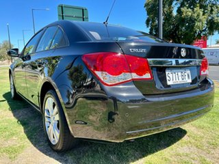 2015 Holden Cruze JH Series II MY15 Equipe Black 6 Speed Sports Automatic Sedan