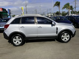 2011 Holden Captiva CG Series II 5 (FWD) Silver 6 Speed Manual Wagon