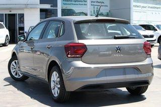 2020 Volkswagen Polo AW MY21 85TSI DSG Comfortline Grey 7 Speed Sports Automatic Dual Clutch.