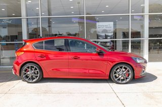 2020 Ford Focus SA 2020.25MY ST Red 7 Speed Automatic Hatchback.