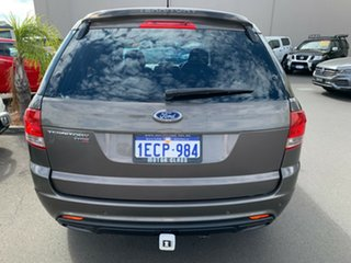 2012 Ford Territory SZ TX Seq Sport Shift Bronze 6 Speed Sports Automatic Wagon.