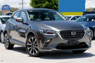 2020 Mazda CX-3 DK2W7A Akari SKYACTIV-Drive FWD Grey 6 Speed Sports Automatic Wagon.