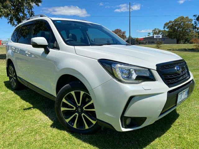 Used Subaru Forester S4 MY16 XT CVT AWD Premium Melton, 2016 Subaru Forester S4 MY16 XT CVT AWD Premium White 8 Speed Constant Variable Wagon