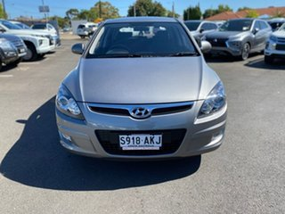 2010 Hyundai i30 FD MY11 Trophy Grey 4 Speed Automatic Hatchback