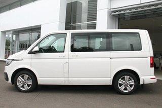 2020 Volkswagen Multivan C/LINE PREM SWB TDI340 SWB DSG Comfortline Premium White 7 Speed