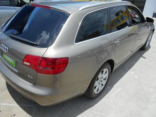 2005 Audi A6 4F Avant Multitronic Gold 1 Speed Constant Variable Wagon
