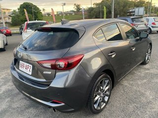 2017 Mazda 3 BN5436 SP25 SKYACTIV-MT Astina Grey 6 Speed Manual Hatchback.