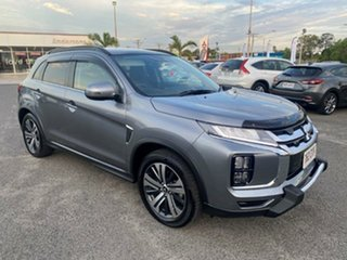 2019 Mitsubishi ASX XD MY20 Exceed 2WD Grey 1 Speed Constant Variable Wagon.