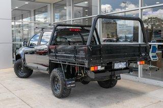 2015 Holden Colorado RG MY15 LTZ Crew Cab Black 6 Speed Sports Automatic Utility