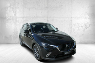 2018 Mazda CX-3 Akari Black 6 Speed Automatic Wagon.