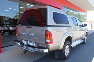 2009 Toyota Hilux KUN26R MY09 SR5 Grey 5 Speed Manual Utility