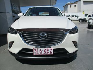 2017 Mazda CX-3 DK MY17.5 S Touring (FWD) White 6 Speed Automatic Wagon
