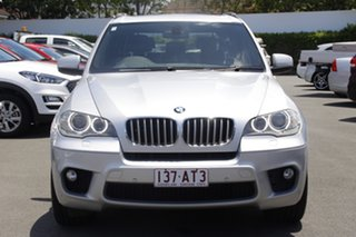 2011 BMW X5 E70 MY11.5 xDrive50i Steptronic Sport Silver 8 Speed Sports Automatic Wagon.