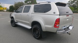 2008 Toyota Hilux GGN25R MY08 SR5 Gold 5 Speed Manual Utility