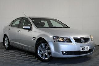 2009 Holden Calais VE MY09.5 Silver 5 Speed Sports Automatic Sedan.