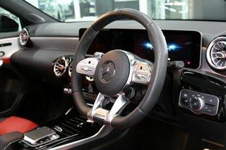 2020 Mercedes-Benz A-Class W177 800+050MY A35 AMG SPEEDSHIFT DCT 4MATIC Black 7 Speed.