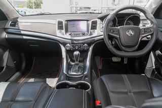 2016 Holden Commodore VF II MY16 SS V Redline Black 6 Speed Sports Automatic Sedan