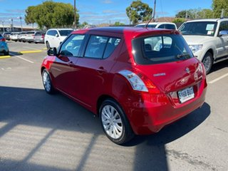2011 Suzuki Swift FZ GLX Red 4 Speed Automatic Hatchback