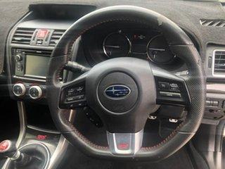 2015 Subaru WRX V1 MY15 STI AWD Premium Grey 6 Speed Manual Sedan