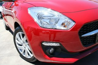 2020 Suzuki Swift AZ Series II GL Navigator Red 1 Speed Constant Variable Hatchback.