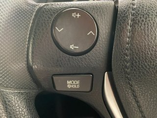 2015 Toyota Corolla ZRE182R Ascent Black 7 Speed CVT Auto Sequential Hatchback
