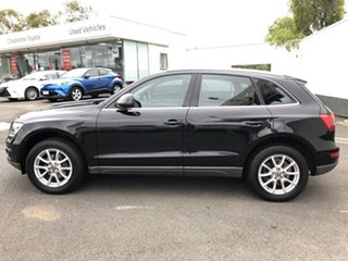 2012 Audi Q5 8R MY12 2.0 TFSI Quattro Black 7 Speed Auto Dual Clutch Wagon