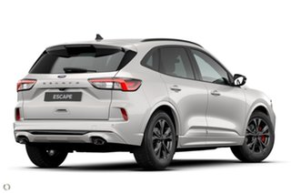 2020 Ford Escape ZH 2021.25MY ST-Line White 8 Speed Sports Automatic SUV