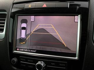 2013 Volkswagen Touareg 7P MY13 150 TDI Black 8 Speed Automatic Wagon