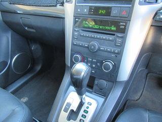 2009 Holden Captiva CG LX Silver 5 Speed Automatic Wagon