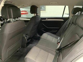 2018 Volkswagen Passat 3C (B8) MY18 132TSI DSG Comfortline White 7 Speed