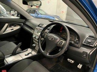 2007 Toyota Camry ACV40R Sportivo Blue 5 Speed Automatic Sedan