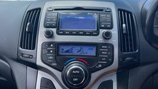 2011 Hyundai i30 FD MY11 SLX Atlantic Blue 4 Speed Automatic Hatchback
