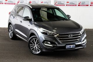 2016 Hyundai Tucson TLE Elite (FWD) Grey 6 Speed Automatic Wagon.