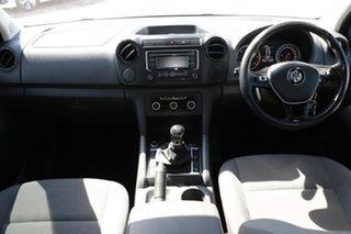 2016 Volkswagen Amarok 2H MY16 TDI340 4x2 Black 6 Speed Manual Utility