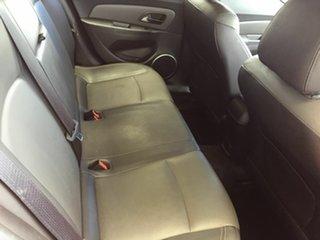 2009 Holden Cruze JG CDX Red 6 Speed Automatic Sedan