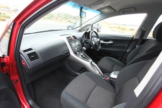 2007 Toyota Corolla ZRE152R Levin SX Red 4 Speed Automatic Hatchback