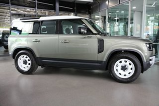 2020 Land Rover Defender L663 20.5MY Standard Green 8 Speed Sports Automatic Wagon