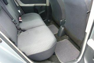 2008 Toyota Yaris NCP90R 08 Upgrade YR Grey 4 Speed Automatic Hatchback